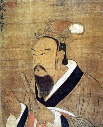 秦の趙高、漢の王莽、梁の周異、唐の祿山: 梁の周伊とは誰か?
